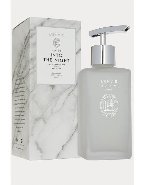 Creme para Mãos e Corpo - Into The Night - 250ml
